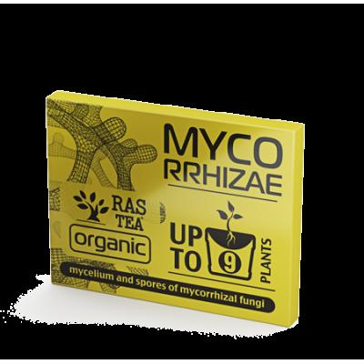 Микориза Rastea organic 9таб.