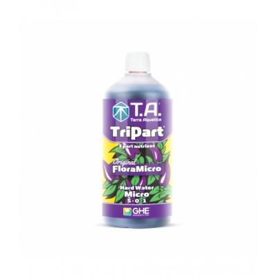 Terra Aquatica TriPart Micro HW 1 л Удобрение минеральное для жёсткой воды (t*)