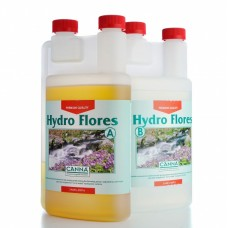 Удобрение Canna Hydro Flores A+B (для мягкой воды)