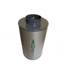 Канальный угольный фильтр КЛЕВЕР 350 м3