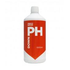 pH Down E-MODE 1 L (t°C) Понизитель уровня pH раствора