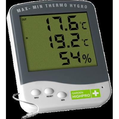 Термометр с гигрометром HYGROTHERMO PREMIUM