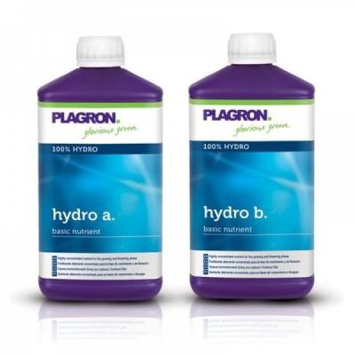 Удобрение Plagron Hydro A+B 1л