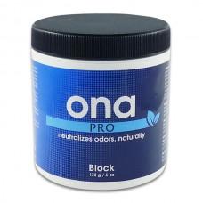 Нейтрализатор запаха ONA Block PRO 170гр