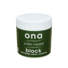 Нейтрализатор запаха ONA Block Polar Crystal 170гр