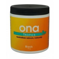 Нейтрализатор запаха ONA Block Tropics 170гр