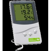 Термометр с гигрометром HYGROTHERMO MEDIUM