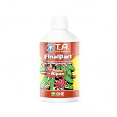 FinalPart T.A. 0,5L, (t°C)