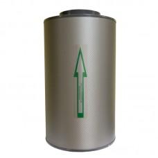 Канальный  угольный фильтр КЛЕВЕР - П 1500 м3