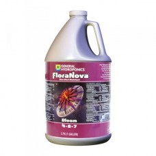 Удобрение General Hydroponics Flora Nova Bloom 3.95 L